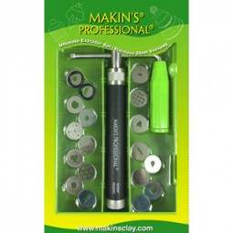 Makin's Professional Stainless Steel Extruder Set