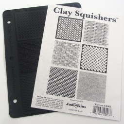 Patterns JudiKins Clay Squisher