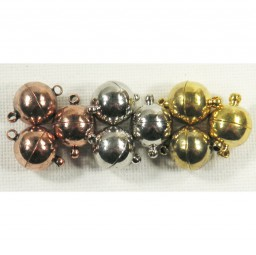 Round Power-Magnet Clasp
