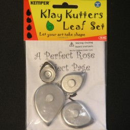 Klay Kutter Leaf Set