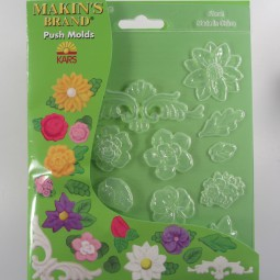 Makin's Push Mold Floral