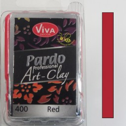 Pardo Art Clay Red