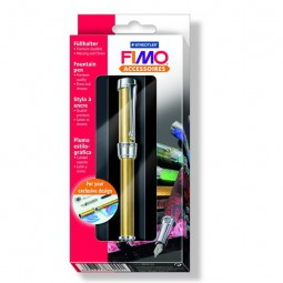 Fimo Fountain Pen