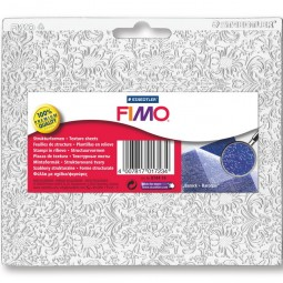 Fimo Texture Sheet Baroque